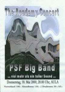 2000: Academy Concert