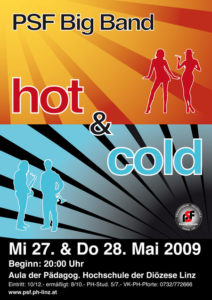 2009: HOT & COLD
