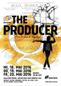 2016: The Producer
