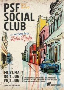 2017: PSF Social Club