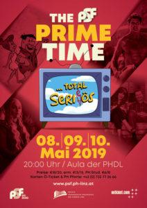 2019: PSF PRIME TIME